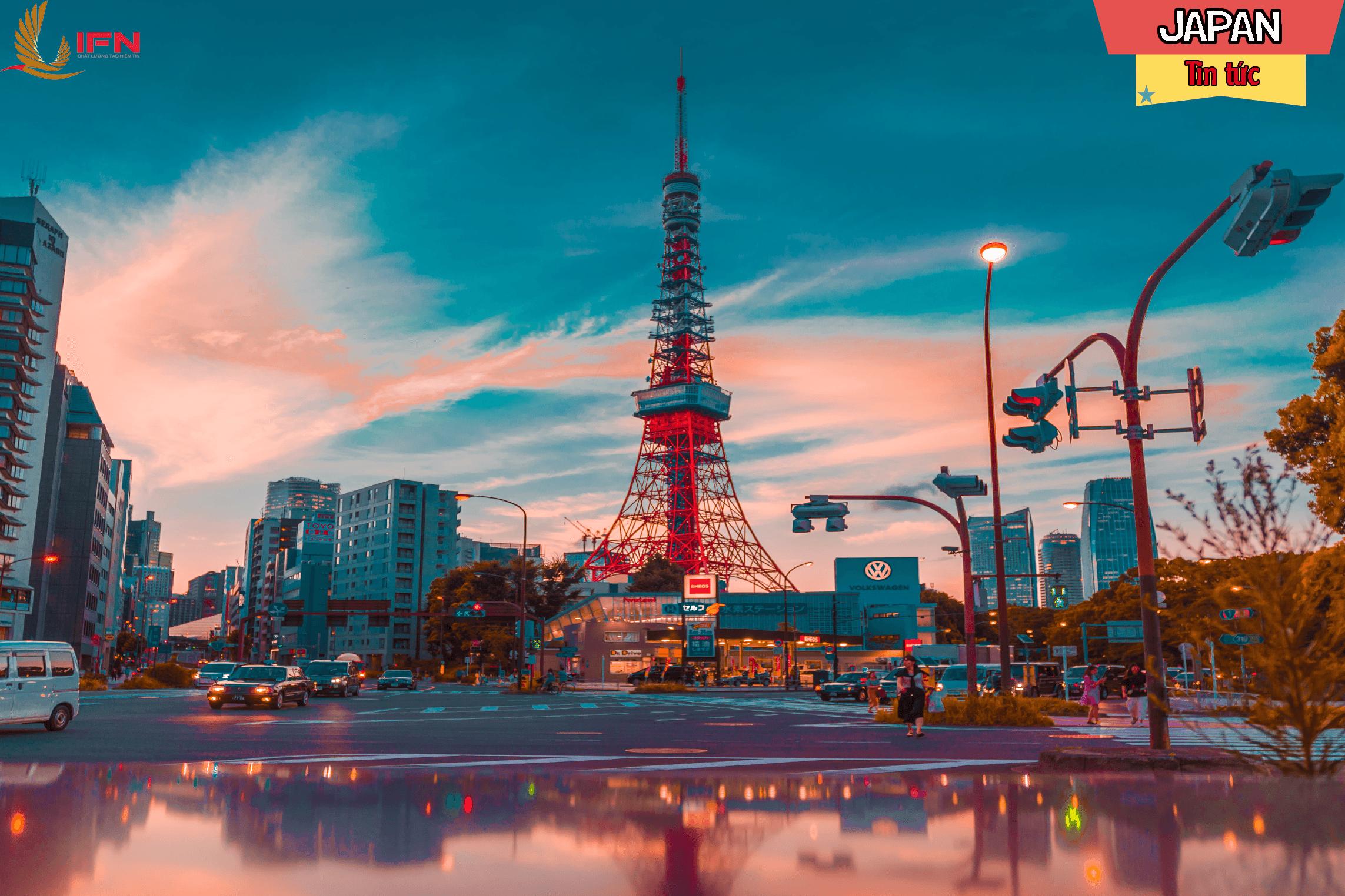 Nhật Bản - đất nước mặt trời mọc